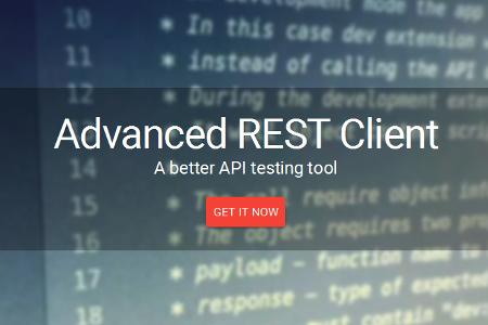Advanced Rest Client