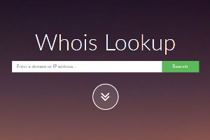 DomainTools Whois Lookup