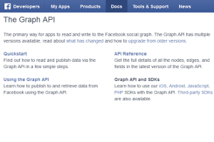 The Graph API